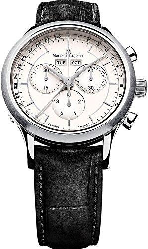 Maurice Lacroix Les Classiques Chronographe LC1008 SS001 130
