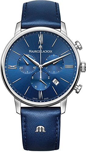Maurice Lacroix Herren Armbanduhr EL1098 SS001 410 1