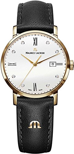 Maurice Lacroix Eliros EL1084 PVP01 150 1 Herrenarmbanduhr flach leicht