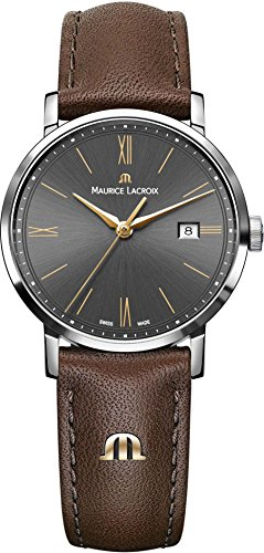 Maurice Lacroix Eliros EL1084 SS001 813 2 Damenarmbanduhr flach leicht