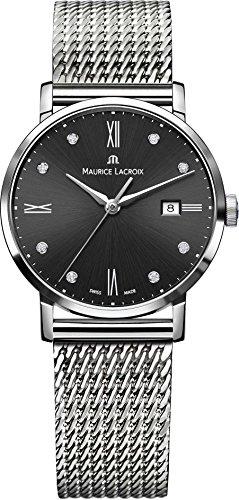 Maurice Lacroix Eliros EL1084 SS002 350 1 Damenarmbanduhr flach leicht