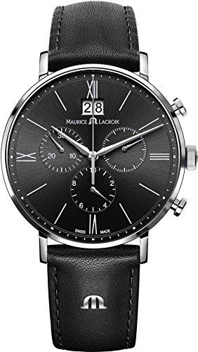 Maurice Lacroix Eliros EL1088 SS001 311 1 Herrenchronograph Grossdatum