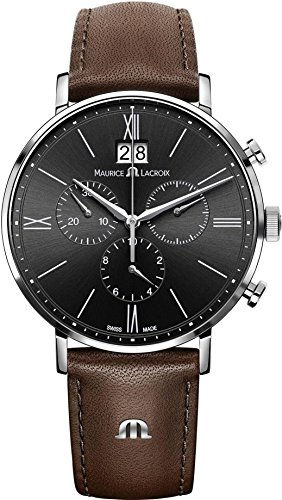 Maurice Lacroix Eliros EL1088 SS001 311 2 Herrenchronograph Grossdatum
