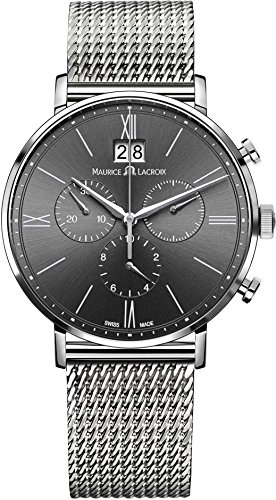 Maurice Lacroix Eliros EL1088 SS002 811 1 Herrenchronograph Grossdatum