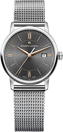 Maurice Lacroix Eliros EL1094 SS002 311 2 Damenarmbanduhr flach leicht