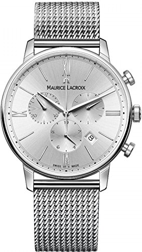 Maurice Lacroix Eliros EL1098 SS002 110 1 Herrenchronograph Swiss Made