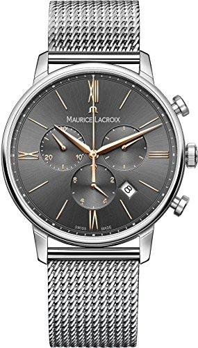 Maurice Lacroix Eliros EL1098 SS002 311 1 Herrenchronograph Swiss Made