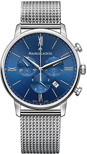 Maurice Lacroix Eliros EL1098 SS002 410 1 Herrenchronograph Swiss Made