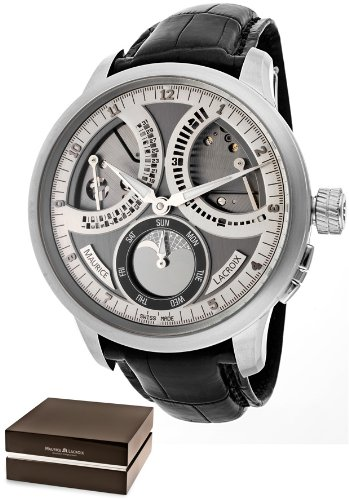 Maurice Lacroix Masterpiece Lune Retrograde Limited Edition MP7278 SS001 320