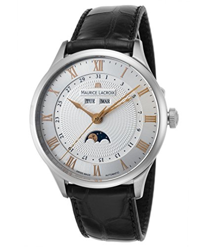 Maurice Lacroix Masterpiece Tradition Phases de Lune MP6607 SS001 111