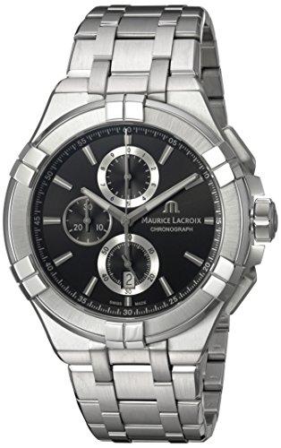 MAURICE LACROIX Schweizer Chronograph Aikon AI1018 SS002 330 1