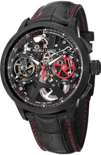 Maurice Lacroix Masterpiece Le Chronographe Squelette Limited Edition 2013 MP7128-SS001-300