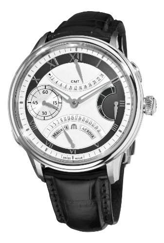 Maurice Lacroix Masterpiece Double Retrograde MP7218-SS001-110