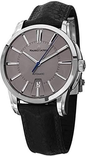 Maurice Lacroix Pontos Date Uhr, ML 115, Grau PT6148-SS001-230