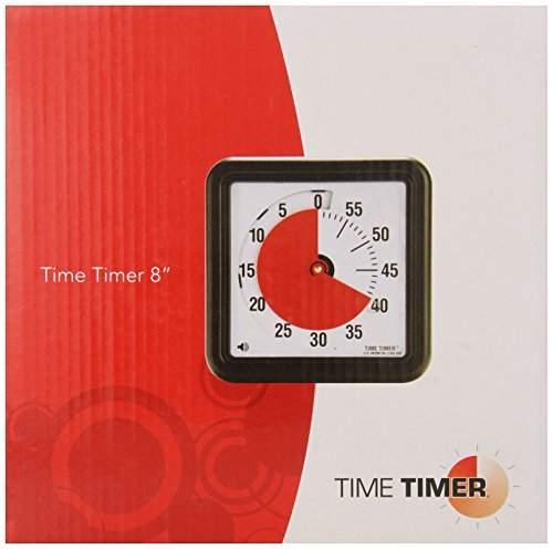 Time Timer Armbanduhr Kinder dunkelgrau  anthrazit