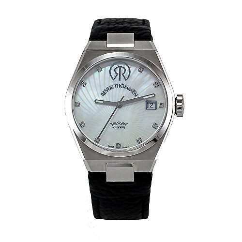 Revue Thommen Damen-Armbanduhr URBAN - Lifestyle Analog Automatik Leder 1080107
