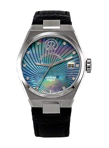 Revue Thommen Damen-Armbanduhr URBAN - Lifestyle Analog Automatik Leder 1080108