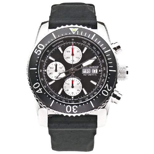 Revue Thommen Herrenarmbanduhr Diver Professional Chronograph 170306537