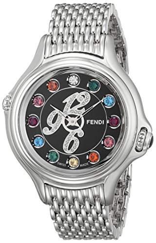 Fendi Crazy Carats Damen 38mm Saphirglas Uhr F105031000D1T05