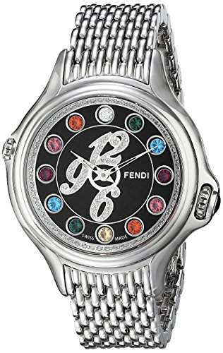 Fendi Crazy Carats Damen 38mm Saphirglas Uhr F105031000D3T05