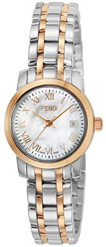 Fendi Armbanduhr Rund Classico f217240