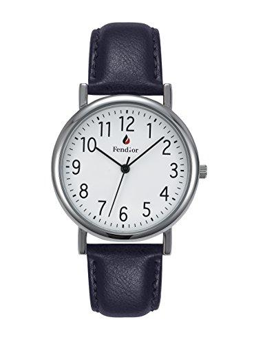 Fendi Unisex Armbanduhr Easy Reader Armbanduhr