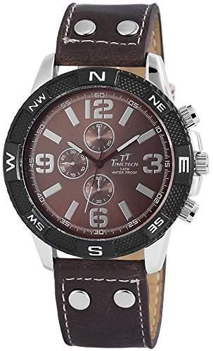 Shaghafi Herren-Armbanduhr XL Analog Quarz verschiedene Materialien 227427000018
