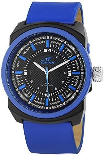 Shaghafi Herren-Armbanduhr XL Analog Quarz verschiedene Materialien 227473000010