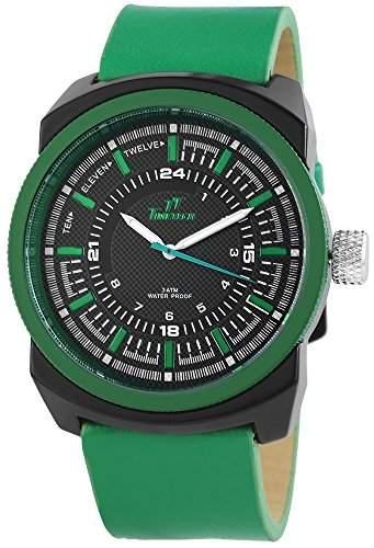 Shaghafi Herren-Armbanduhr XL Analog Quarz verschiedene Materialien 227476500010