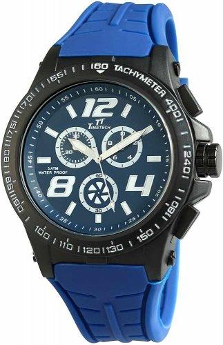 Shaghafi Herren Armbanduhr XL Analog Quarz Kautschuk 227473000005