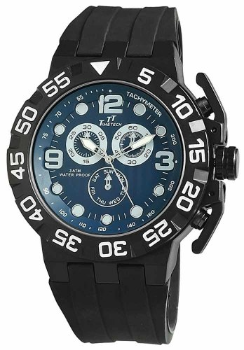 Shaghafi Herren Armbanduhr XL Analog Quarz Kautschuk 227473000007