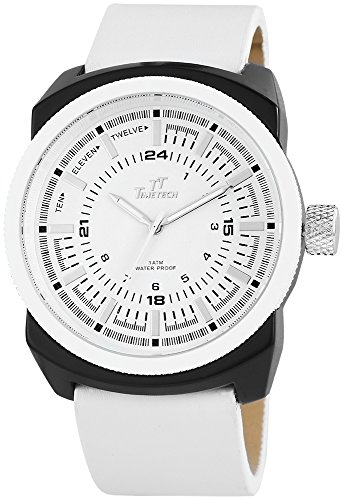 Shaghafi Herren Armbanduhr XL Analog Quarz verschiedene Materialien 227472000010