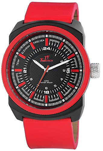 Shaghafi Herren Armbanduhr XL Analog Quarz verschiedene Materialien 227475000010