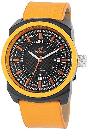 Shaghafi Herren Armbanduhr XL Analog Quarz verschiedene Materialien 227475800010