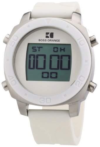 Boss Orange Herren-Armbanduhr Digital Silikon 1512677