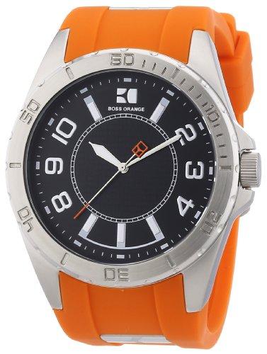 Boss Orange XL Analog Quarz Silikon 1512808
