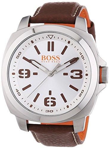 BOSS Orange XL Brisbane Analog Quarz Edelstahl 1513097