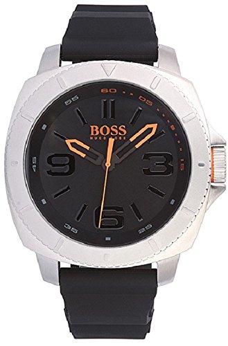 BOSS Orange XL Sao Paulo Analog Quarz Silikon 1513105