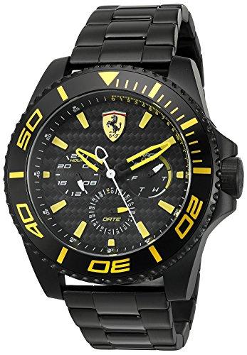 Ferrari Netz Me Up Quarz Batterie JAPAN Reloj 0830309
