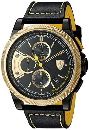Ferrari Netz Me Up Quarz Batterie JAPAN Reloj 0830314