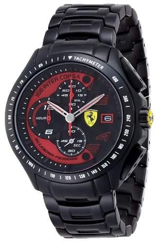 Scuderia Ferrari 0830086 Harrenarmbanduhr