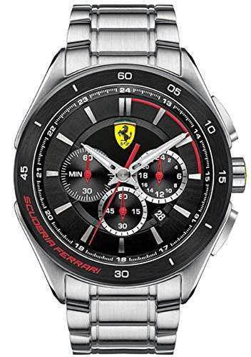 Scuderia Ferrari Gran Premio Mens Multi Functional Watch 830188