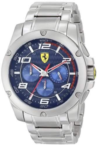 Scuderia Ferrari 0830036 Harrenarmbanduhr