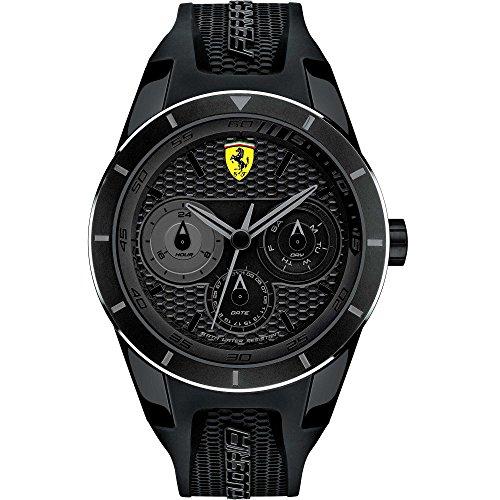 Ferrari Scuderia Herren Armbanduhr 0830259