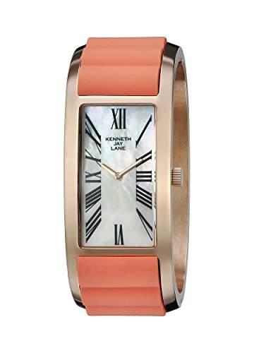 Kenneth Jay Lane Breakers Damen-Armbanduhr 39mm Armband Gold beschichtetes Edelstahl Quarz Analog 5404