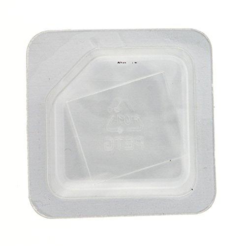Cartier 1720514 Tank Louis 18 x 20 mm Mineral Armbanduhr Kristall