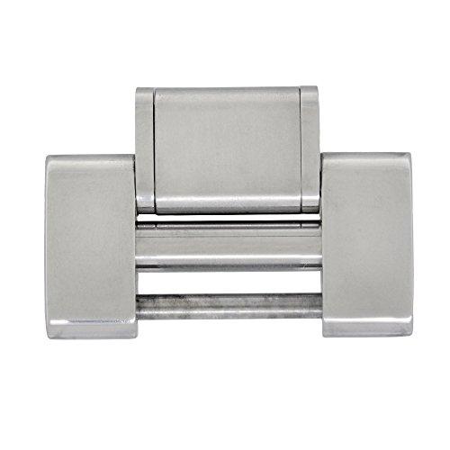Cartier mx001bkh 20 mm Edelstahl Link fuer muessen 21 W10110t2 Armbanduhr Modell