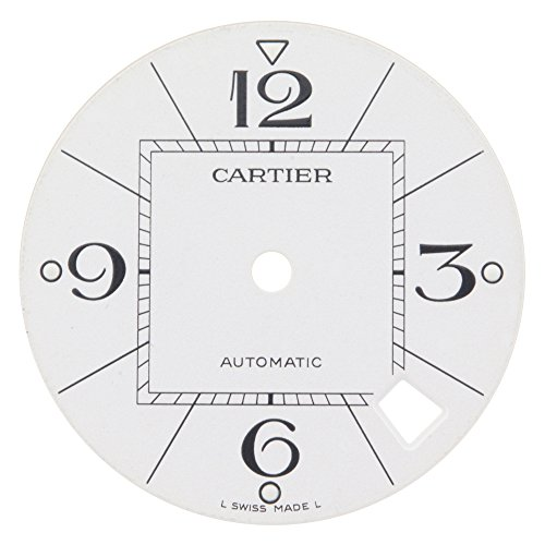 Cartier Pascha c 26 mm weiss Roemisches Zifferblatt fuer W31074 M7 35 mm Automatik Uhr Modell