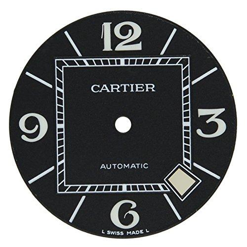 Cartier Pascha Seatimer mx00314q Zifferblatt fuer 40 mm w31077u2 W31077 M7 Armbanduhr