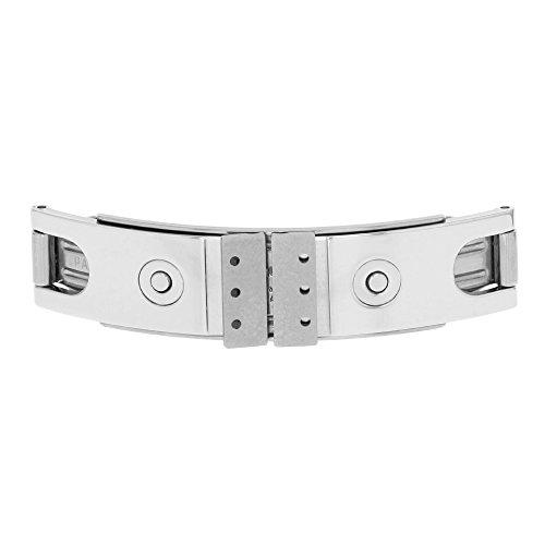 Cartier va280142 42 x 10 mm Edelstahl Armbanduhr Klappschliesse